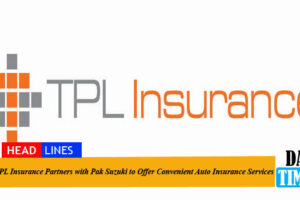 TPL Insurance Partners with Pak Suzuki to Offer Convenient Auto Insurance Services