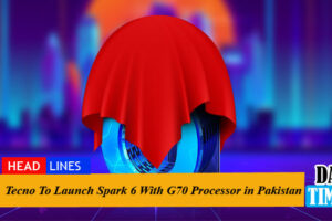Tecno To Launch Spark 6 With G70 Processor in Pakistan