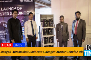Changan Automobiles Launches Changan Master Genuine Oil
