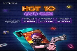 Infinix Hot 10 is Available Now For Pre-orders
