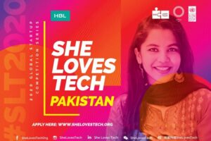 CIRCLE introduces She Loves Tech Pakistan 2020 To Empower Women & Girls