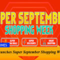 Daraz Launches Super September Shopping Week