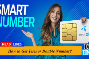 How to Get Telenor Double Number?