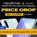 Now You Can Buy Realme 6 at Discounted Price in Pakistan