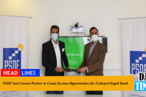 PSDF and Careem Partner to Create Income Opportunities for Underprivileged Youth