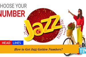 How to Get Jazz Golden Numbers?