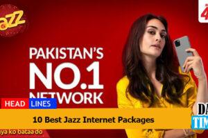 10 Best Jazz Internet Packages