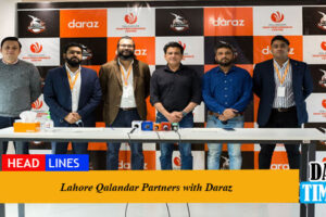 Lahore Qalandar Partners with Daraz