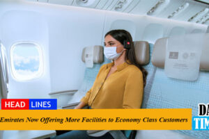 Emirates Now Offering More Facilities to Economy Class Customers