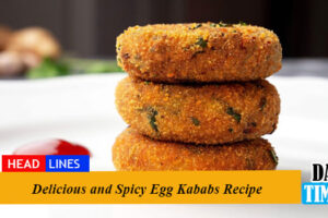 Delicious and Spicy Egg Kababs Recipe