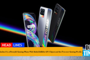Realme 8 is A Powerful Gaming Phone With MediaTekHelio G95 Chipset and the First-ever Gaming Pro Kit