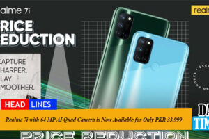 Realme 7i with 64 MP AI Quad Camera is Now Available for Only PKR 33,999