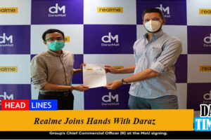 Realme Joins Hands With Daraz