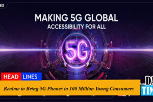 Realme to Bring 5G Phones to 100 Million Young Consumers