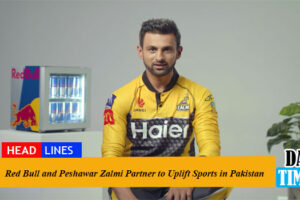 Red Bull and Peshawar Zalmi Partner to Uplift Sports in Pakistan