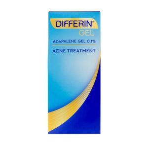 Differin Gel for Face with Adapalene