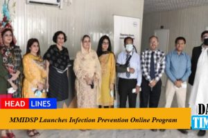MMIDSP Launches Infection Prevention Online Program