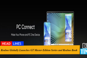Realme Globally Launches GT Master Edition Series and Realme Book