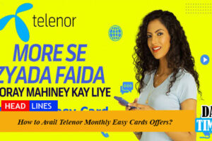 Telenor Monthly Easy Cards all in one offers let you enjoy Free Minutes,
