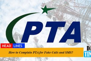 How to Complain PTA for Fake Calls and SMS?
