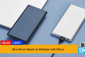 Best Power Banks in Pakistan with Prices