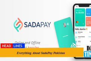Everything about SadaPay Pakistan